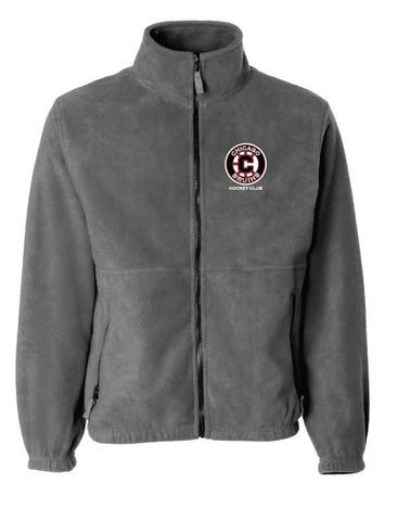 Bruins Full Zip Fleece Jacket