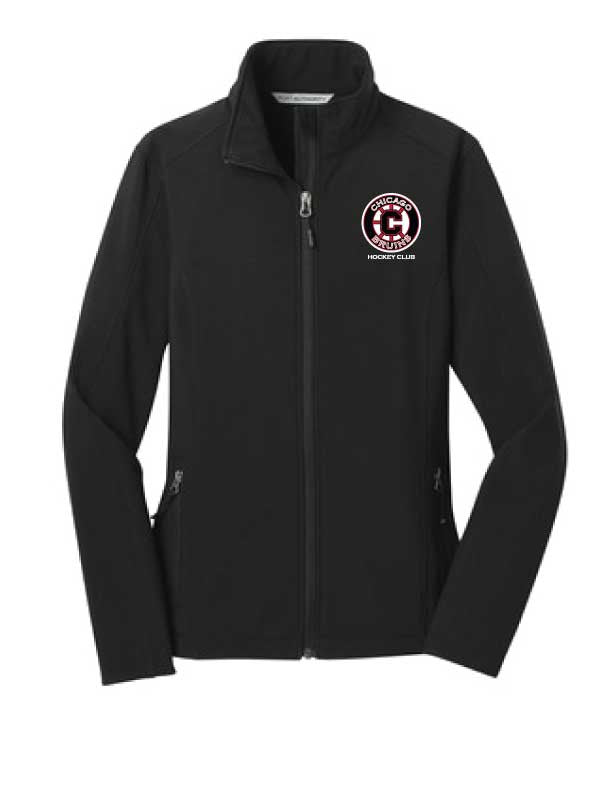 Bruins Ladies Soft Shell Jacket