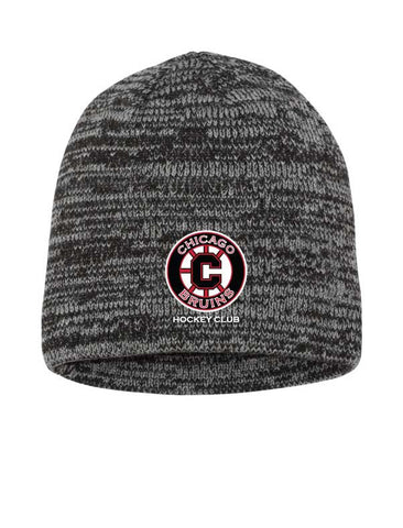 Bruins Marbled Knit Beanie
