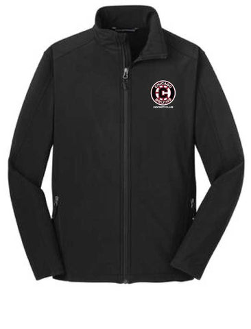 Bruins Men's Soft Shell Jacket