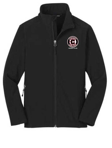 Bruins Youth Soft Shell Jacket
