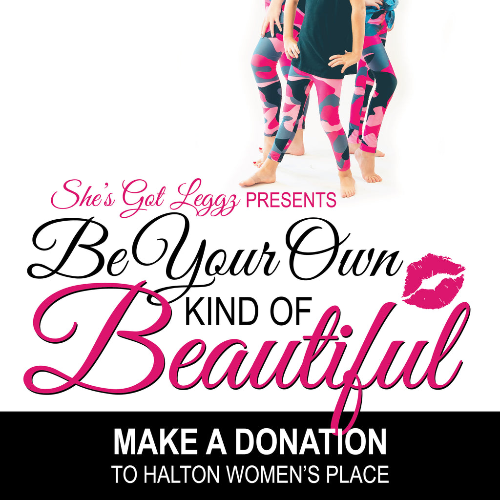 Be your own kind of Beautiful Fundraiser