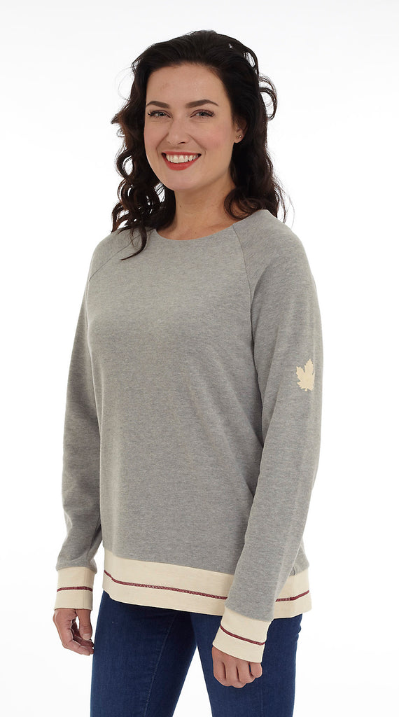 The Canuck Sweatshirt - She's Got Leggz
