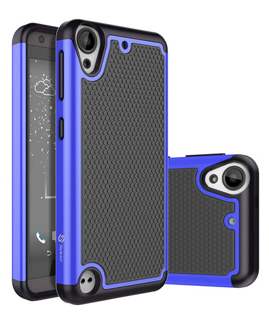 HTC Desire 530/ HTC Desire 630 Dual Layer Hybrid Armor Protective Case