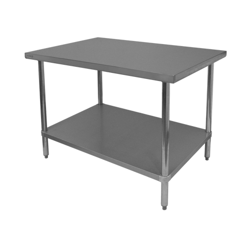 GSW Stainless Steel Work Tables And Gauge Rosin Tech Products - Large stainless steel work table