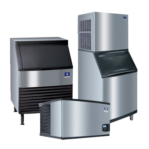 Manitowoc IRT1900A Ice Maker with Storage Bin, Ice Maker by Rosin Tech Products available at rosintechproducts.com