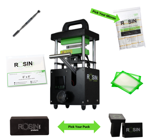 Mobile Pro Kit,  by Rosin Tech Products available at rosintechproducts.com