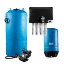 OptiPure BWS1500 Reverse Osmosis System with 300 Gallon Storage Tank, Water Filtration by Rosin Tech Products available at rosintechproducts.com