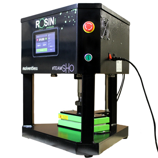 Rosin Tech Pro Touch™, Rosin Press by Rosin Tech Products available at rosintechproducts.com