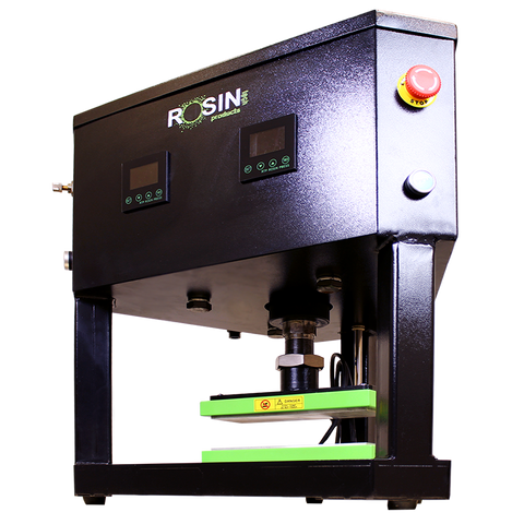 Rosin Press | Heat Press Leaders in solventless oil extraction