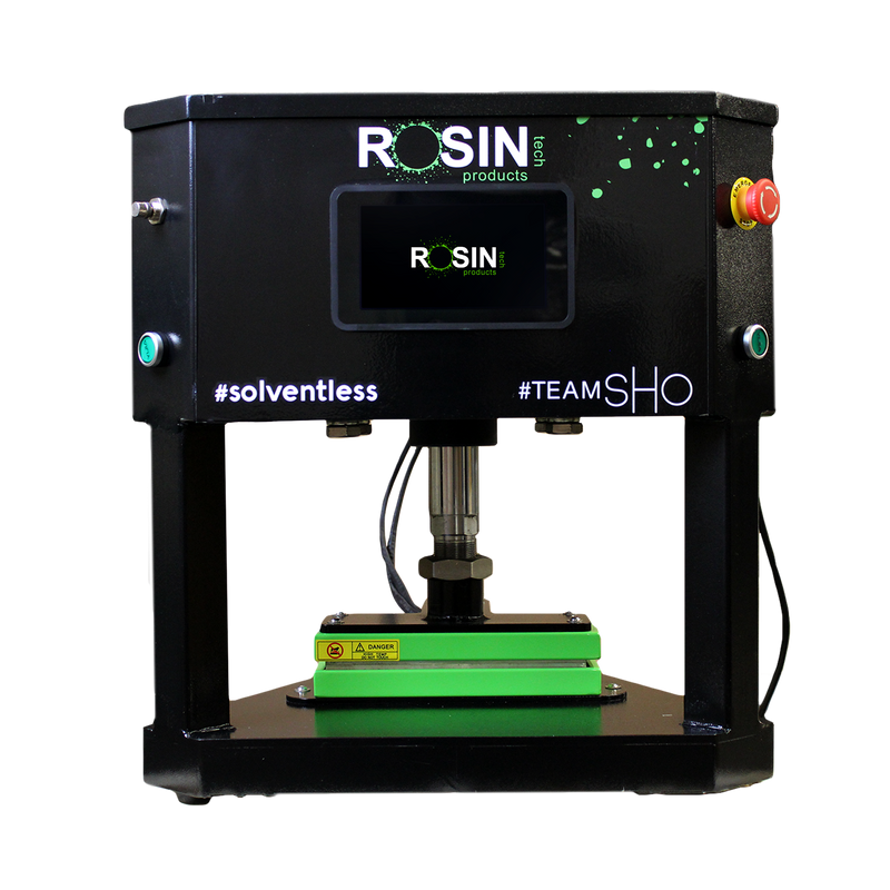 "Rosin Tech Pro Touchâ""¢, Rosin Press by Rosin Tech Products available at rosintechproducts.com"