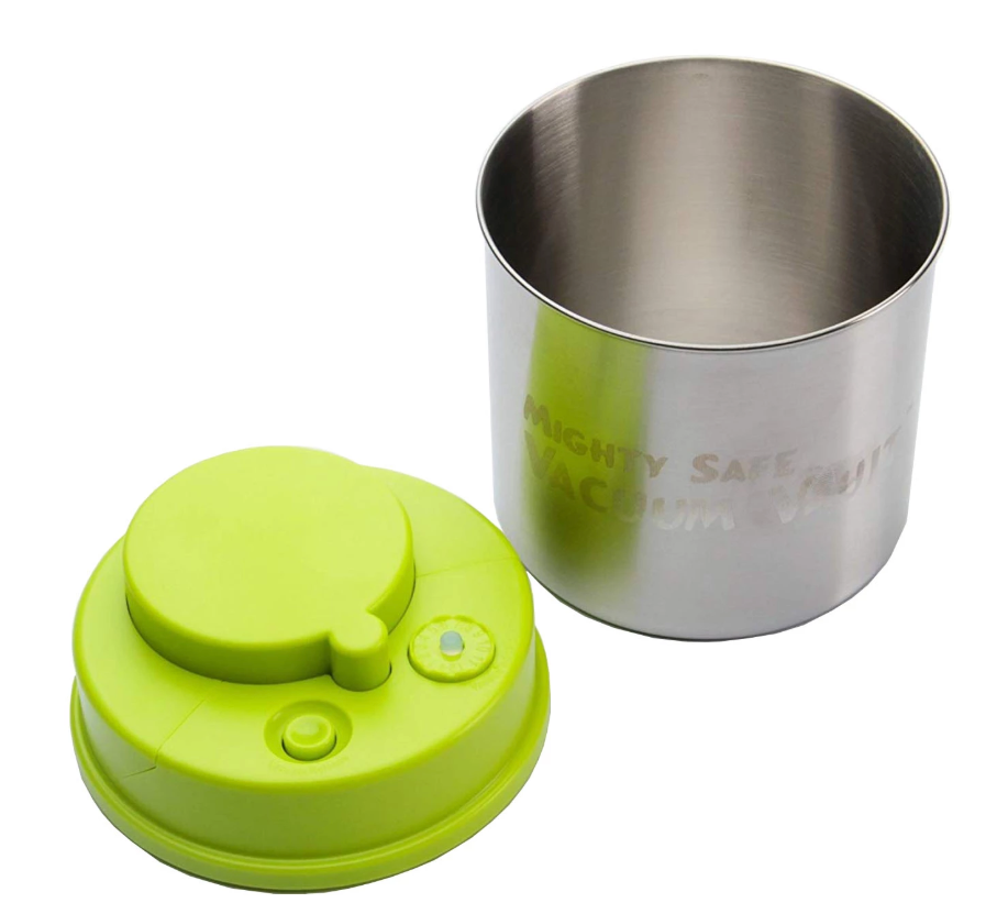 Mighty Safe Vacuum Vault by Herbal Infusions