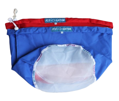Medium ICE-O-LATOR®  Bag Sets, Ice-O-Lator by Pollinator available at rosintechproducts.com