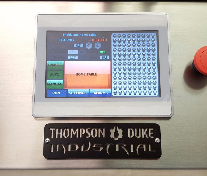 Thompson Duke ACF1 Automatic Vape Cartridge Filling Machine