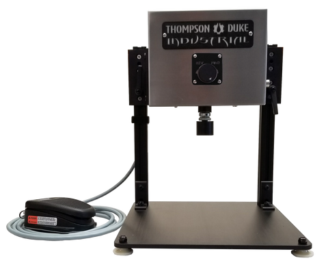 Thompson Duke MPM Semi-Automatic Mouthpiece Fastening Machine