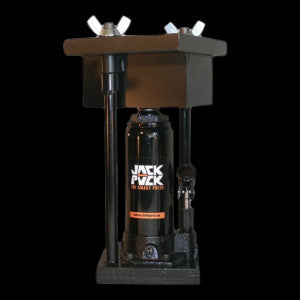 Jack Puck 8 Ton Square Press,  by Rosin Tech Products available at rosintechproducts.com