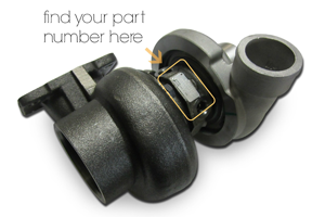Identifying your Turbocharger