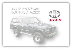 TOYOTA LANDCRUISER 2H AFTERMARKET TURBO KITS