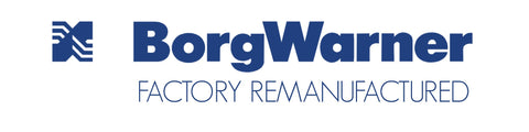 borgwarner factory reman turbos