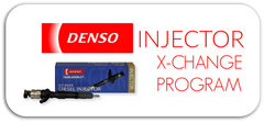 INJECTOR X-CHANGE PROGRAM DENSO