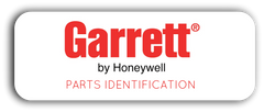 GARRETT TURBOCHARGER PARTS ID