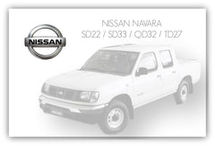 NISSAN NAVARA AFTERMARKET TURBO KIT