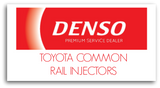 TOYOTA COMMON RAIL INJECTORS