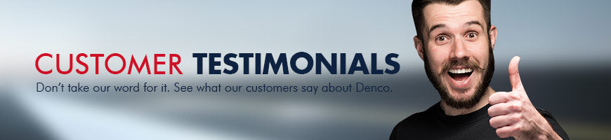 Customer Testimonials - Denco Diesel and Turbo