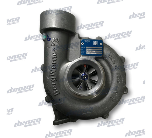 0030965599 TURBOCHARGER K27 MERCEDES BENZ DIESEL TRUCK 14.62LTR OM442LA