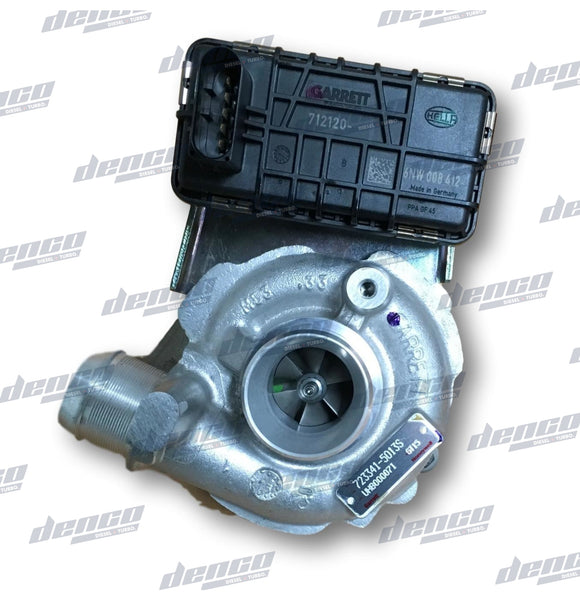 0375K3 TURBOCHARGER GTA1544VK PEUGEOT / CITROEN 2.7L