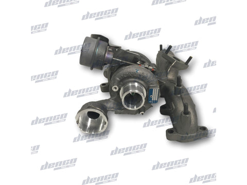 038253014 TURBOCHARGER BV39 VOLKSWAGON POLO / DERBY / FLIGHT TDI 1.9LTR