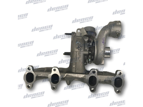 038253014 Turbocharger Bv39 Volkswagon Polo / Derby Flight Tdi 1.9Ltr Genuine Oem Turbochargers