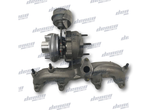 038253014D Turbocharger Bv39 Volkswagon Passenger Car 1.9Ltr Genuine Oem Turbochargers
