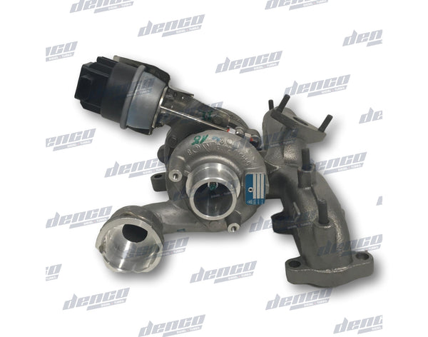 038253014E TURBOCHARGER BV39 VOLKSWAGON PASSENGER CAR 1.9LTR