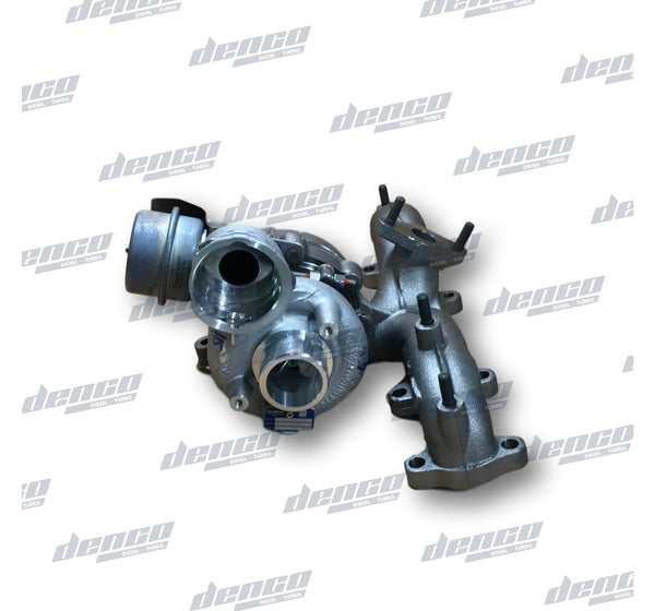 038253056J TURBOCHARGER BV39 VOLKSWAGON PASSENGER CAR 1.9LTR TDI