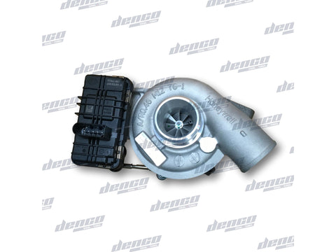 1118100Xed12 Turbocharger Gtc1446Vz Great Wall Haval H5 2.0L Genuine Oem Turbochargers