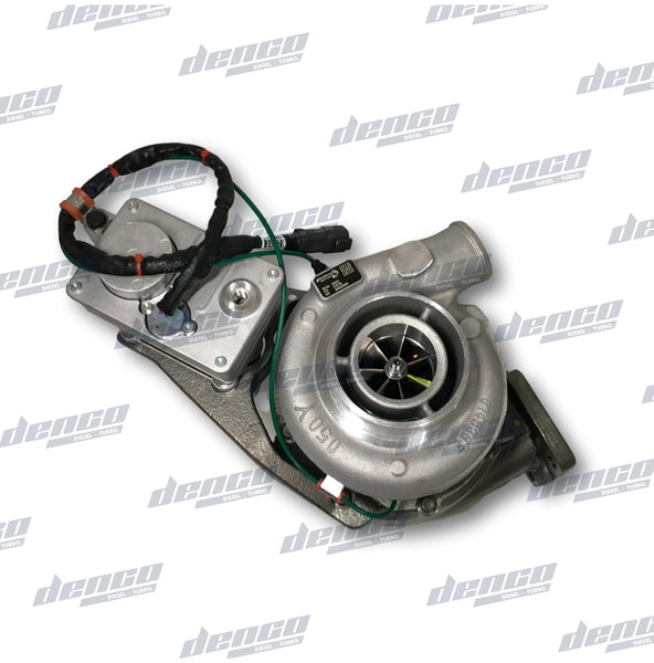 11527040 FACTORY REMAN TURBOCHARGER JOHN DEERE CLAAS / RENAULT 6068H 6.8L