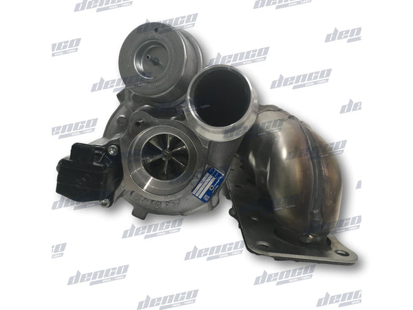 11657583904 TURBOCHARGER B03 BMW X6 35i / 40i 3.0LTR (PETROL)
