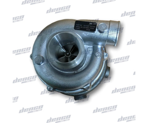 119171-18010 Turbocharger Rhc61W Yanmar 4Lh-Te / 4Lh-Hte Marine Genuine Oem Turbochargers