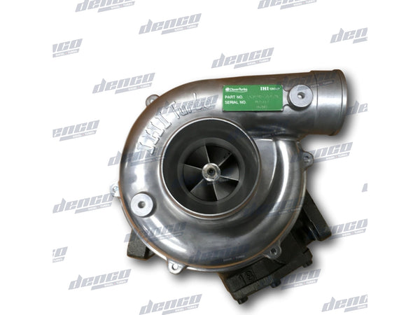 119172-18030 TURBOCHARGER  RH61W YANMAR
