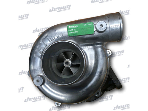 119195-18031 Turbocharger Rhc61W Yanmar 4Lh-Ste Genuine Oem Turbochargers