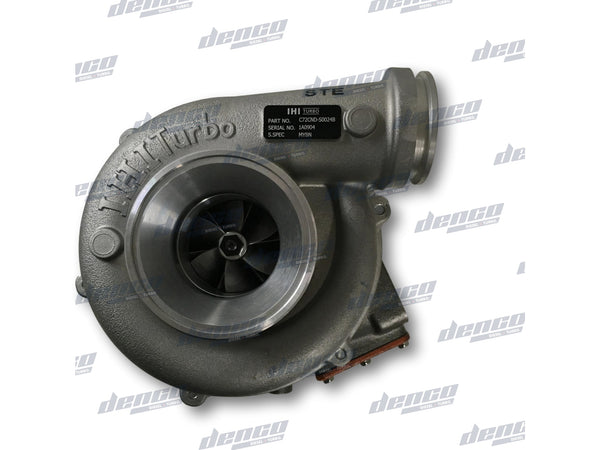 119593-18024 TURBOCHARGER  RHC7W YANMAR 6LY-STE MARINE ENGINE