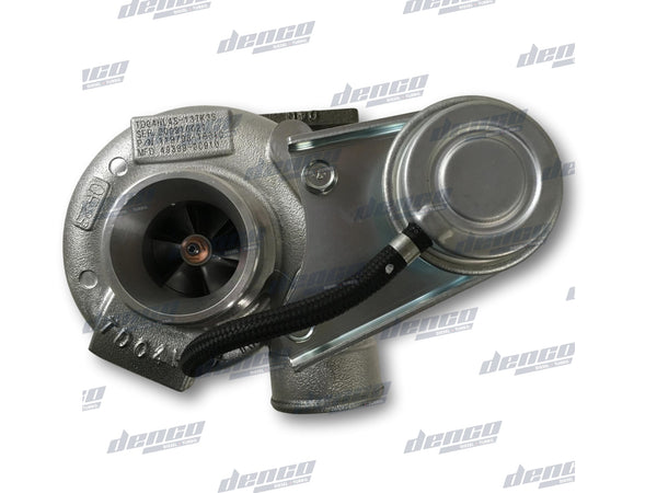 119798-18010 TURBOCHARGER TD04HL4S YANMAR 8LV370Z MARINE ENGINE