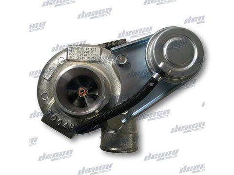 119798-18020 Turbocharger Td04Hl 4S Yanmar 87L V370Z Marine Engine Genuine Oem Turbochargers