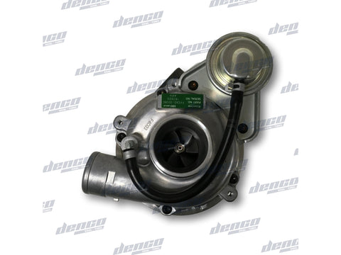 135756210 Turbocharger Rhf4 Shibaura Genuine Oem Turbochargers