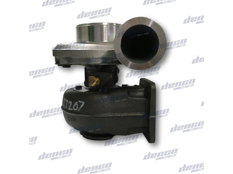 171019 Turbocharger S300 John Deere 6081H 8.1 Ltr (Factory Reman) Genuine Oem Turbochargers