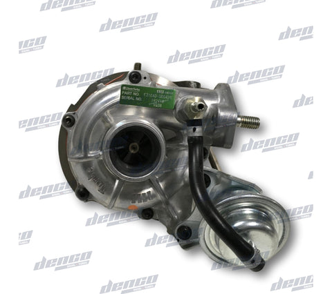 17200-97202-M Turbocharger Rhf3 Daihatsu Genuine Oem Turbochargers