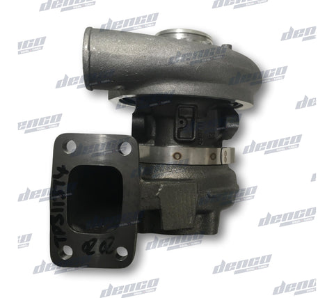 2674372 Turbocharger S2A Perkins Earthmover C4-236 / Ca4236 T4-236 Ta236 Genuine Oem Turbochargers