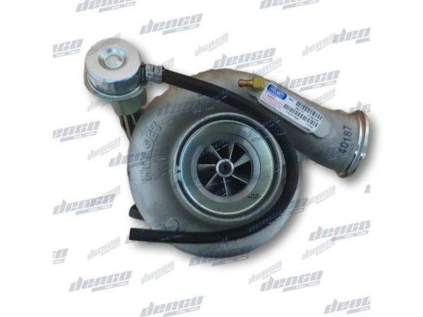 2881717 TURBOCHARGER HX35W CUMMINS INDUSTRIAL QSB