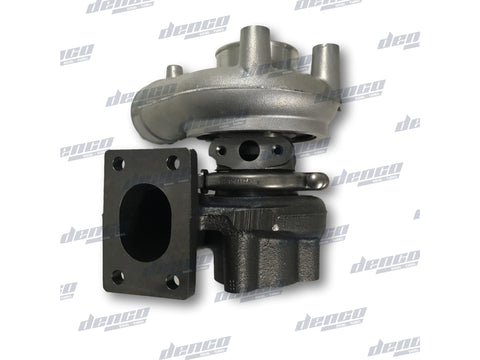 6205-81-8224 Turbocharger Td04L Komatsu Construction S4D95L (New Exchange) Genuine Oem Turbochargers